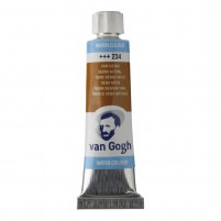 10ml - Van Gogh Watercolour - Raw sienna