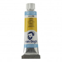 10ml - Van Gogh Watercolour - Gamboge
