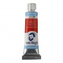 10ml - Van Gogh Watercolour - Permanent red light