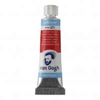 10ml - Van Gogh Watercolour - Permanent red deep