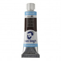 10ml - Van Gogh Watercolour - Vandyke brown