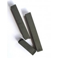 Black Compressed Charcoal (single stick)