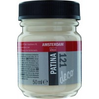 DECORFIN PATINA ANTIQUE WHITE 50ML
