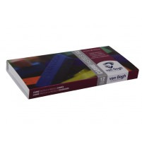 DRY CARRE PASTELS SET OF 12 GENERAL COLOURS