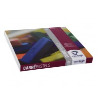 DRY CARRE PASTELS BASIC SET SET OF 24 GENERAL COLOURS