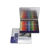 METAL COLOUR PENCIL SET OF 24