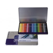 METAL COLOUR PENCIL SET OF 36
