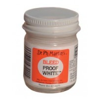 Art Medium Bleed Proof White (30ml) - Radiant Inks