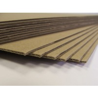 A1 Corrugated Kraft Board - 300gsm