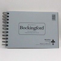 Bockingford Watercolour Fat Pad 300gsm - A5