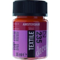 16ml - Textile Paint - Orange