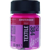 16ml - Textile Paint - Reflex Rose