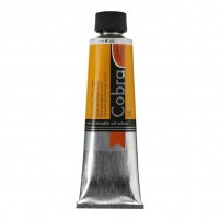 40ml - Cobra Artist Watermixable Oil - Series 2 - Permanent yellow deep