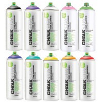 MONTANA CHALK SPRAYPAINT- 400ML
