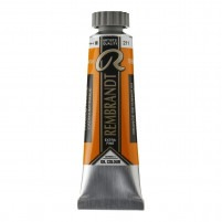 15ml - Rembrandt Oil - Cadmium orange - Series 4
