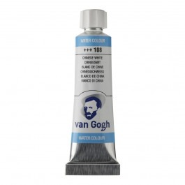 10ml - Van Gogh Watercolour - Chinese white
