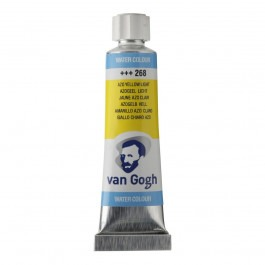 10ml - Van Gogh Watercolour - (Cadm. Equivalent) Azo yellow light