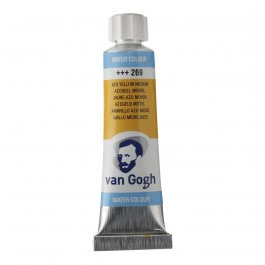 10ml - Van Gogh Watercolour - (Cadm. Equivalent) Azo yellow medium