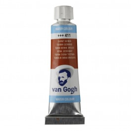 10ml - Van Gogh Watercolour - Burnt sienna