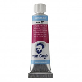 10ml - Van Gogh Watercolour - Permanent red violet