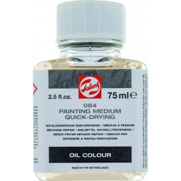 PAINTING MEDIUM QUICK DRYING JAR 75ml
