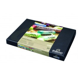 Rembrandt Soft Pastels - BASIC SET OF 30