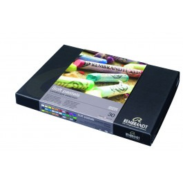 Rembrandt Soft Pastels - BASIC SET OF 30 LANDSCAPE