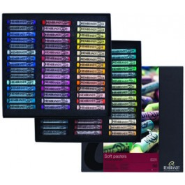 Rembrandt Soft Pastels - DE LUXE SET OF 90 PORTRAIT