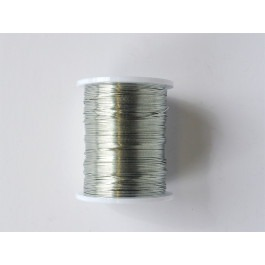 SILVER BRASS CRAFT WIRE