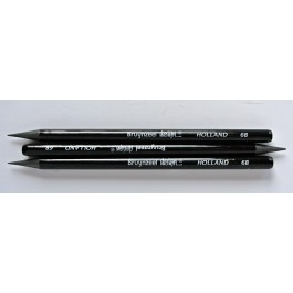 Solid Graphite Pencil - 6B