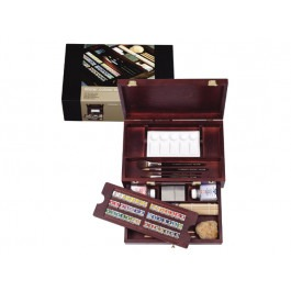 ARTISTS' BOX MASTER WATERCOLOUR SET