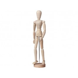 MANIKIN - FEMALE 30 CM FEMALE