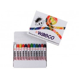 WASCO WAX PASTELS - SET OF 12