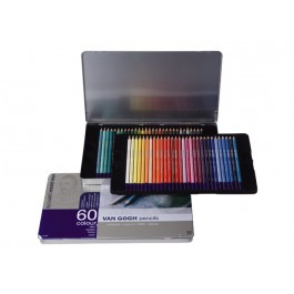 VAN GOGH COLOUR PENCIL SET OF 60