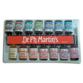 Radiant 15ml (1/2oz) Set of 14 'B' colours