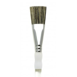 Bristle glaze brush -1