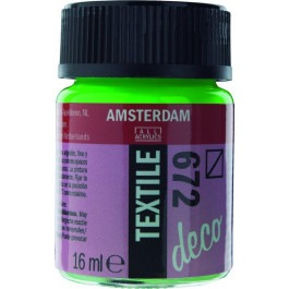16ml - Textile Paint - Reflex Green