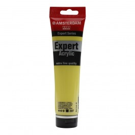 150ml - Amsterdam Expert Acrylic - Cadmium yellow lemon - Series 4