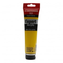 150ml - Amsterdam Expert Acrylic - Permanent yellow medium - Series 2