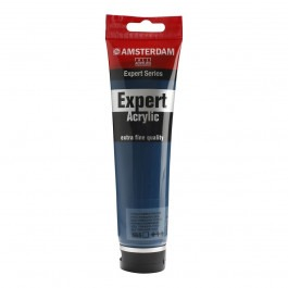 150ml - Amsterdam Expert Acrylic - Phthalo turquoise blue - Series 3