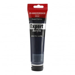 150ml - Amsterdam Expert Acrylic - Prussian blue (phthalo pigment) - Series 3