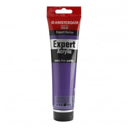 150ml - Amsterdam Expert Acrylic - Permanent blue violet opaque - Series 3