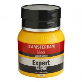 400ml - Amsterdam Expert Acrylic - Cadmium yellow deep - Series 4