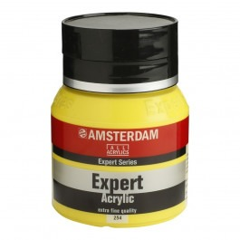400ml - Amsterdam Expert Acrylic - Permanent lemon yellow - Series 3