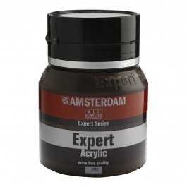 400ml - Amsterdam Expert Acrylic - Vandyke brown - Series 2