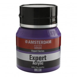400ml - Amsterdam Expert Acrylic - Permanent blue violet opaque - Series 3
