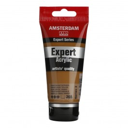75ml - Amsterdam Expert Acrylic - Transparent oxide yellow - Series 3