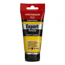 75ml - Amsterdam Expert Acrylic - Cadmium yellow medium - Series 4