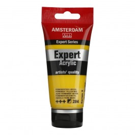 75ml - Amsterdam Expert Acrylic - Permanent yellow medium - Series 2