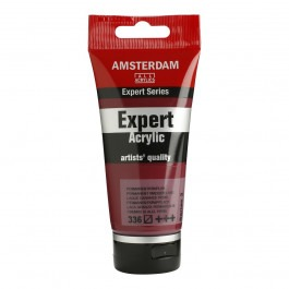 75ml - Amsterdam Expert Acrylic - Permanent madder lake - Series 3